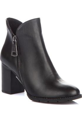Fox Shoes Siyah Kadın Bot C518192509