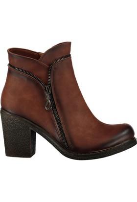 Fox Shoes Taba Kadın Bot C674150509