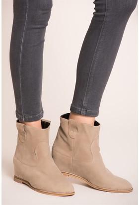 Fox Shoes Vizon Kadın Bot C735381902