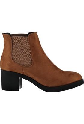 Fox Shoes Taba Kadın Bot C757700202