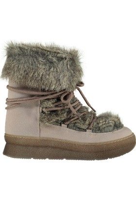 Fox Shoes Pudra Kadın Bot C820005002