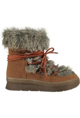 Fox Shoes Taba Kadın Bot C820005002