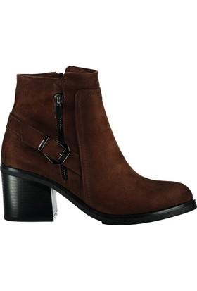 Fox Shoes Taba Kadın Bot C854010102