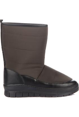 Fox Shoes Haki Kadın Bot C932070004