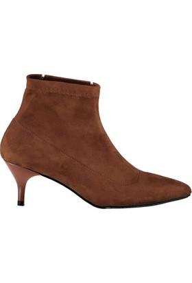 Fox Shoes Taba Kadın Bot C940020102