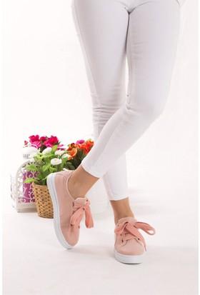 Fox Shoes Pudra Kadın Sneakers D270330802