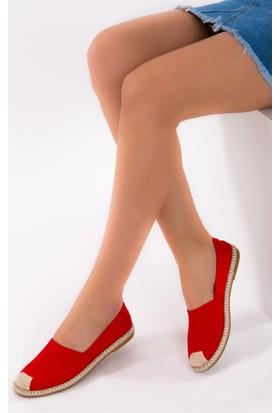 Fox Shoes Kırmızı Kadın Ayakkabı D280250005