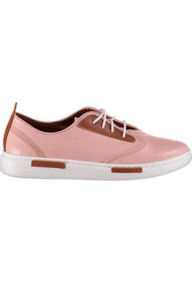 Fox Shoes Pudra Taba Kadın Sneakers D288078009