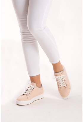 Fox Shoes Pudra Kadın Sneakers D288473409