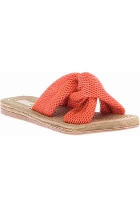 Fox Shoes Turuncu Kadın Terlik D582984015