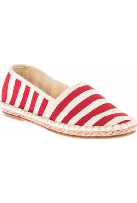 Fox Shoes Kırmızı Kadın Ayakkabı D587954505