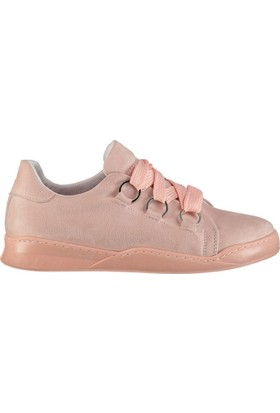 Fox Shoes Pudra Kadın Sneakers D615712002