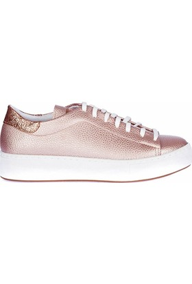 Fox Shoes Pudra Kadın Sneakers D820606009