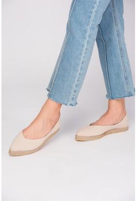Fox Shoes Ten Kadın Ayakkabı D838753805