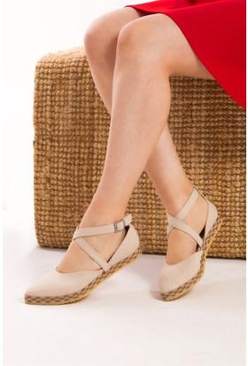 Fox Shoes Ten Kadın Sandalet D838756005