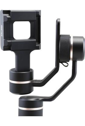 Feiyutech Spg Yeni Sürüm 3 Eksenli Taşınabilir Gimbal Akıllı Telefon Sabitleyici
