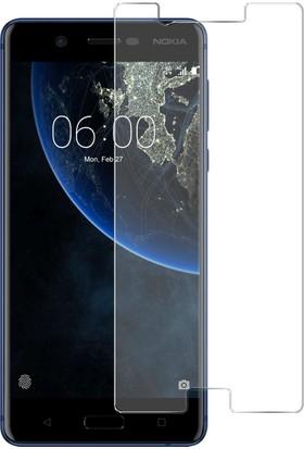Case 4U Nokia 5 Ekran Koruyucu Temperli Cam