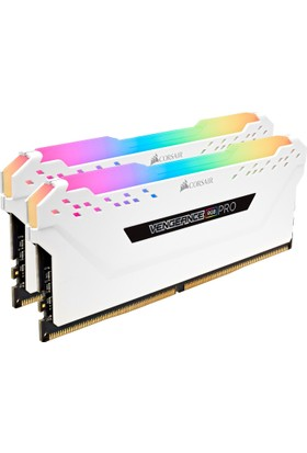 Corsair 16GB(2x8GB) DDR4 2666MHz CL16 Ram CMW16GX4M2A2666C16W