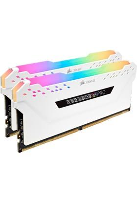 Corsair 16GB(2x8GB) DDR4 3600MHz CL18 Ram CMW16GX4M2C3600C18W