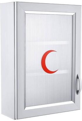 Çelik Ayna CLK159 PVC Ecza Dolabı