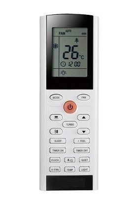 Olefini Blackpearl OLE-12DCG A++ 12000 BTU Duvar Tipi Inverter Klima