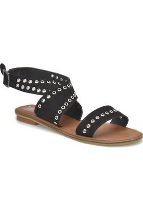 Butigo 18S-223 Siyah Kadın Ayakkabı
