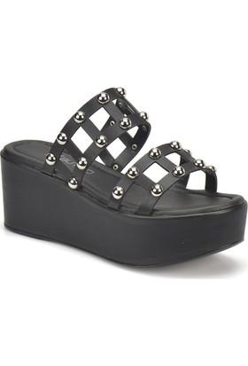 Butigo 18S-264 Siyah Kadın Ayakkabı