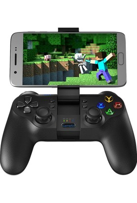 GameSir T1s Kablosuz Bluetooth Joystick Oyun Kolu - Kontrolcüsü Android/PC/PS3/Smart TV ile Uyumlu