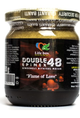 Double Epimex 48 Bitkisel Ma'cun 230gr