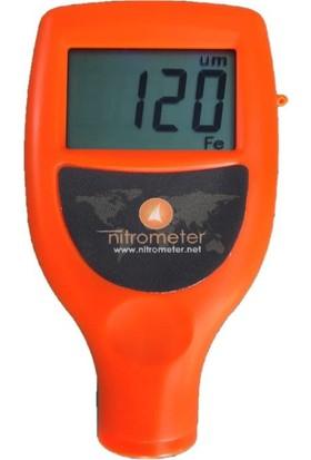 Nitrometer Demir+Alüminyum Oto Boya Kalnlık Ölçer