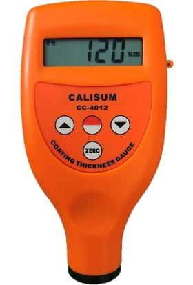 Calisum CC 4012 Demir ve Alüminyum Oto Boya Kalınlık Ölçer