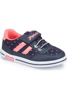 Polaris 81.510347.P Lacivert Kız Çocuk Ayakkabı