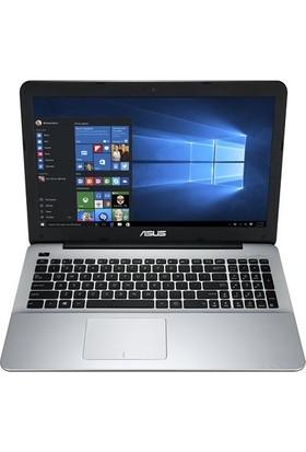 """Asus X555BP-XX183T AMD A9 9420 4GB 500GB R5 M420 Windows 10 Home 15.6"""" Taşınabilir Bilgisayar"""