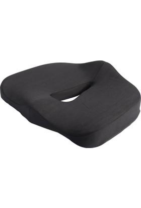 Soft Ortopedik Visco Elastik Dik Durmaya Yardımcı Oturma Minderi Yastığı