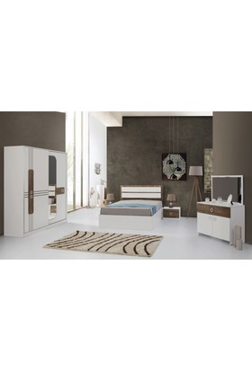 Yıldız Mobilya Roma Yatak Odası
