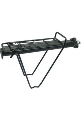 Xlc Arka Bagaj BY-380QC Alüminyum Sele Borusu Bağlantılı Siyah
