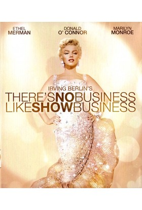 Sahne Aşıkları(There'S No Business Like Show Business) Blu-Ray