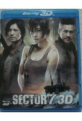 Sektör 7 (Sector 7) 3D Blu-Ray