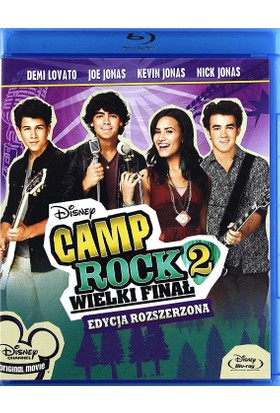 Camp Rock 2 Büyük Final(Camp Rock 2 The Final Jam) Blu-Ray
