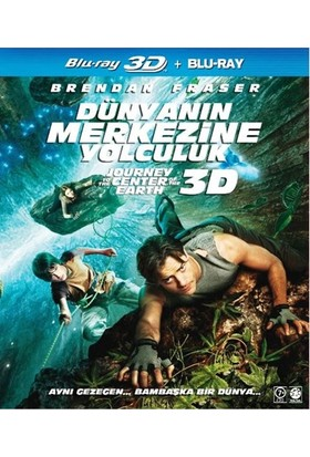 Dünyanın Merkezine Yolculuk (Journey Of The Centre To The World) 3D Blu-Ray