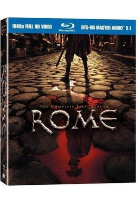 Rome The Complete First Season Blu-Ray 5 Dısc