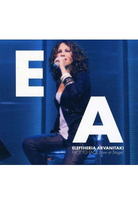 Eleftheria Arvanitaki - Face To Face (2 Cd+Dvd)