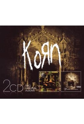 Korn - Issues/Take A Look In The Mirror Slipcase 2 Cd