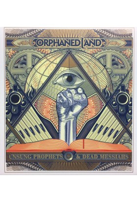 Orphaned Land - Unsung Prophets & Dead Messiahs (Limited Edition Box Set) 2 Cd