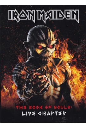 Iron Maiden - The Book Of Souls: Live Chapter 2 Cd