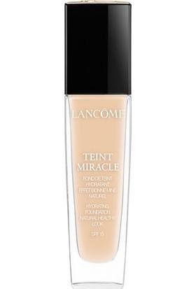 Lancome Teint Miracle Fondöten 01 Beige Albatre 30 ml
