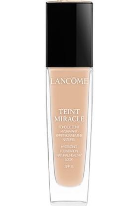 Lancome Teint Miracle Fondöten 04 Beige Nature 30 ml