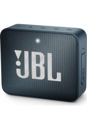 JBL Go2 IPX7 Su Geçirmez Taşınabilir Bluetooth Hoparlör Lacivert