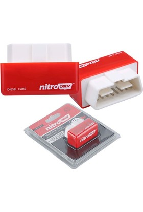 Nitro Obd2 Dizel Performans Arttırıcı Chip Tuning Kutusu Elm327