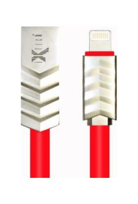 iXtech Dalga Serisi Apple Lightning Şarj/Data Kablosu IX09